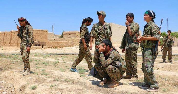 YPG, Ayn İsa'da tümden kontrolü sağladı