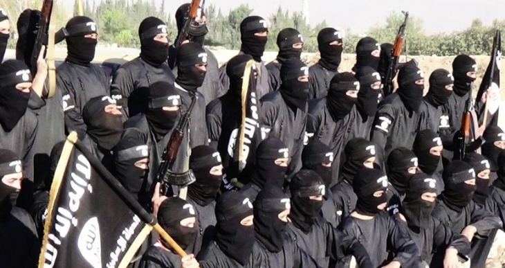 45 IŞİD'li zehirlenerek öldü