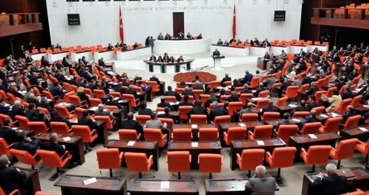 Meclis Başkanı adeta Encü'yü suçladı