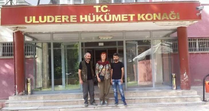 Roboski'de saldırıya uğrayan gazeteciler suç duyurusunda bulundu