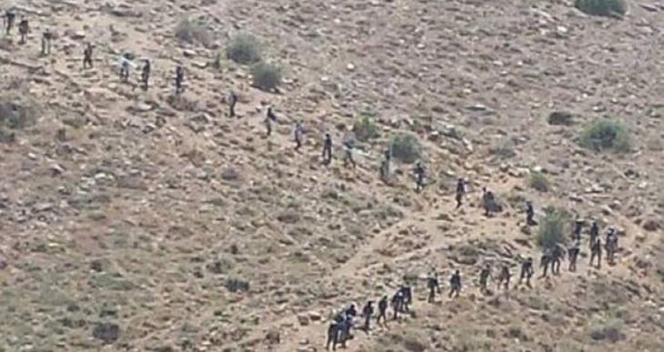 Hakkari sınırında askeri hareketlilik