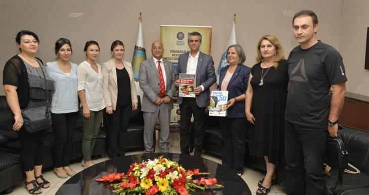 Diyarbakır'da hayvanların korunması için protokol imzalandı
