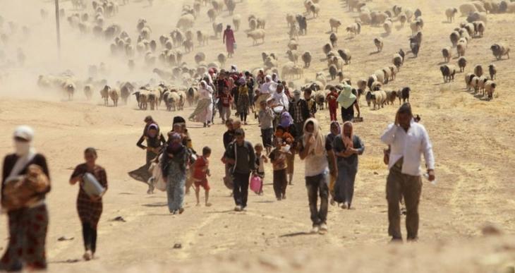 UNHCR: Suriye'den göç edenlerin sayısı 4 milyonu aştı