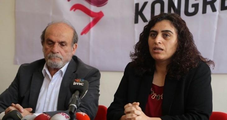 'HDK'ye yargı komplosu'