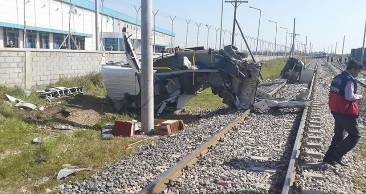 Tarsus'ta 12 Kişinin öldüğü tren faciasında karar çıktı