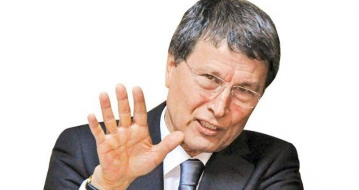 Yusuf Halaçoğlu, Grup Başkanvekilliği görevinden alındı