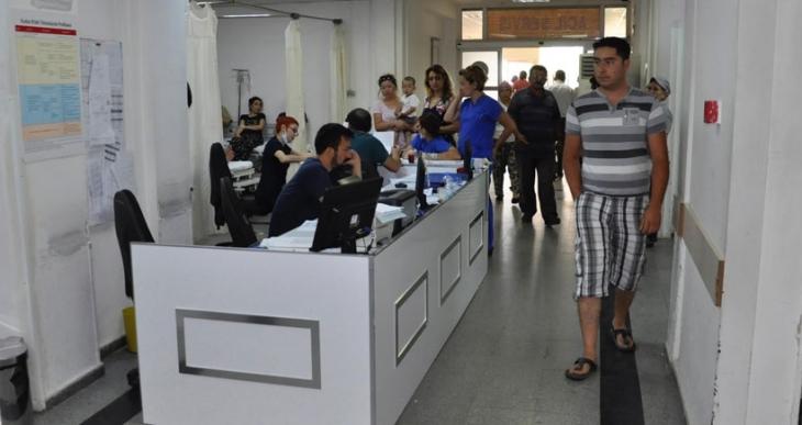 Milas'ta 17 işçi ilaçtan zehirlendi