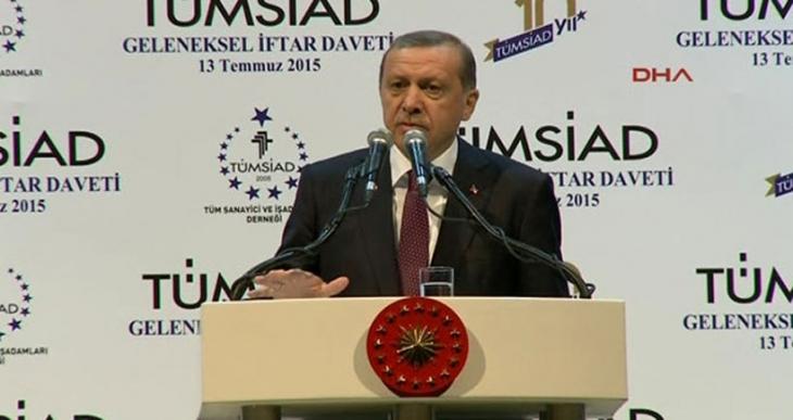 'Eğer siyasetçi kendisi meseleyi çözemiyorsa, bu meseleyi çözecek olan milletin ta kendisidir'