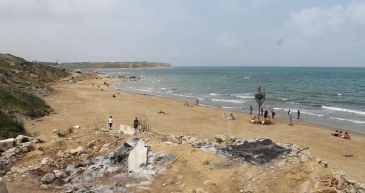 Kısırkaya Plajı'nda neler oluyor?