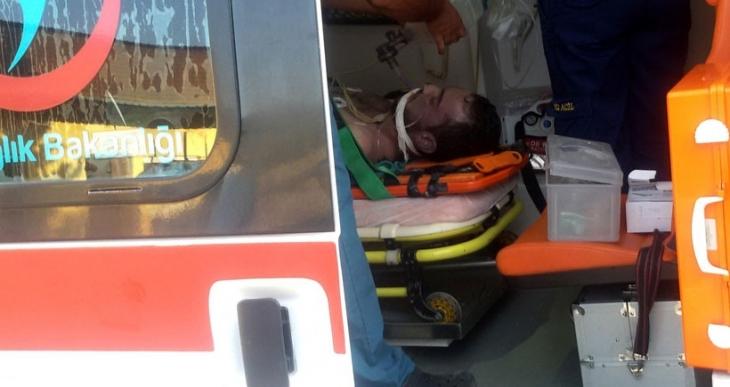 Fırındaki asansör boşluğa sıkışan işçi öldü