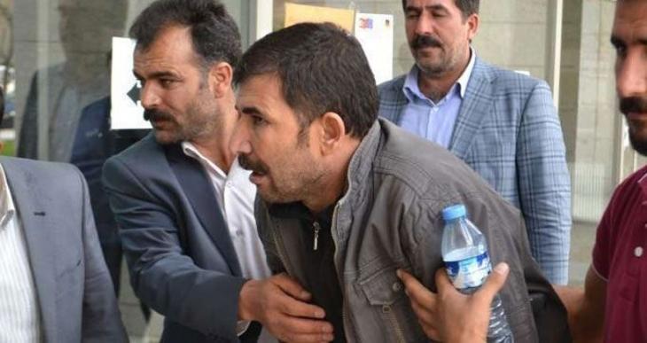Diyadin'de yaralanıp tutuklanan Cenap İlboğa tahliye edildi