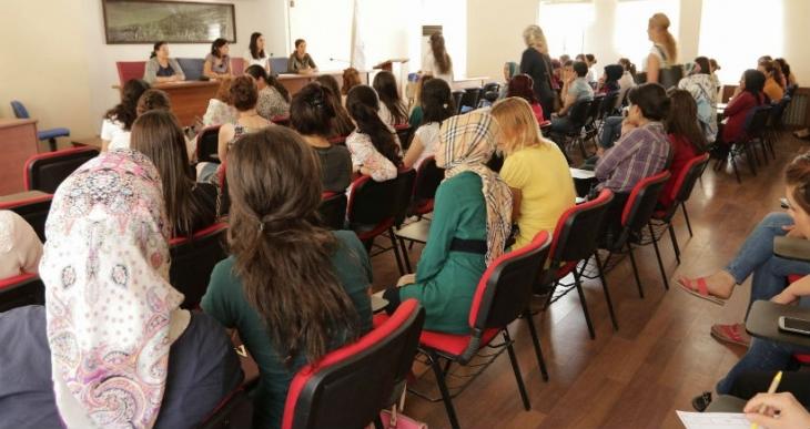 Mardin Büyükşehir Belediyesi, kadın kurulunu kurdu