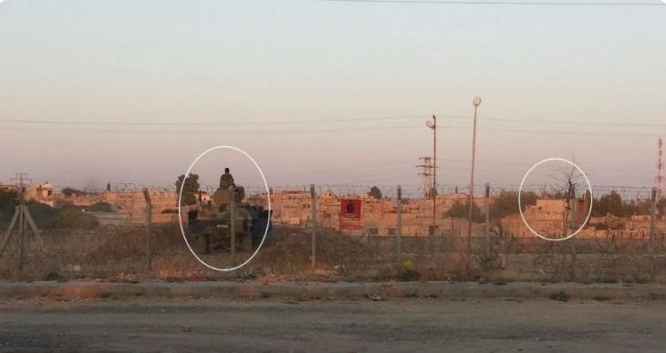 TSK, Serêkaniyê sınırında provokasyon peşinde iddiası