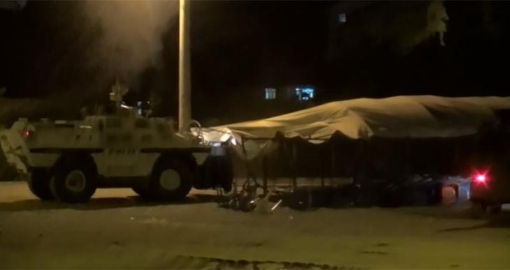 Beytüşşebap'ta YPG ve HPG taziyesine polis saldırısı