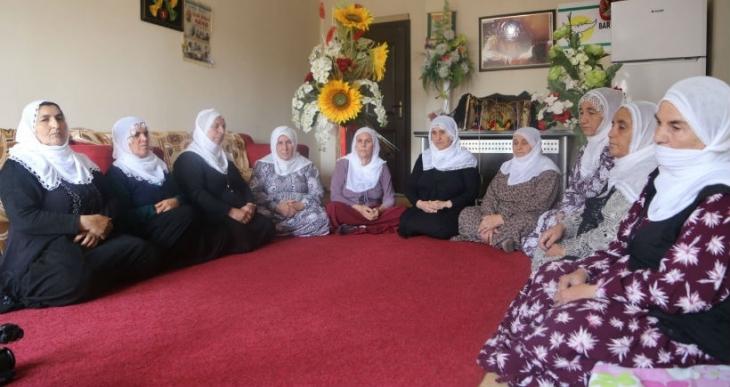 Kürt anneleri bayram değil, çocuklarının kemiklerini istiyor