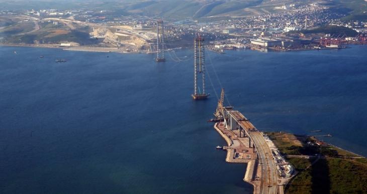 3. Köprü için 'yeni' plan İBB Meclisi'nden geçti