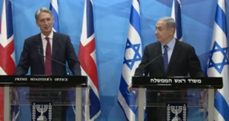 İngiliz bakan, Netanyahu ile İran yüzünden tartıştı