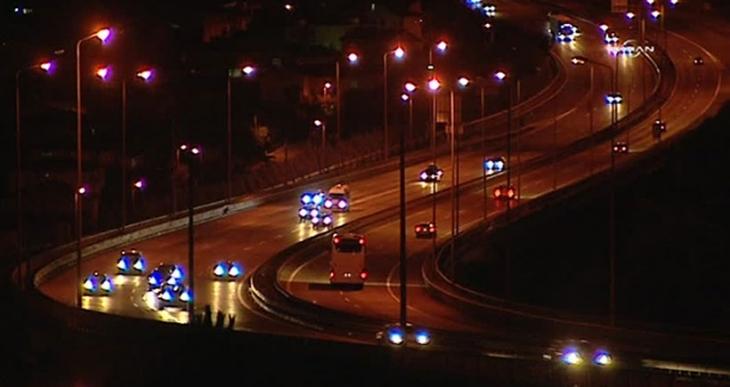 Kocaeli TEM Otoyolu'nda trafik normale döndü