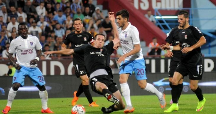 Trabzonspor: 1 - Differdange 03: 0