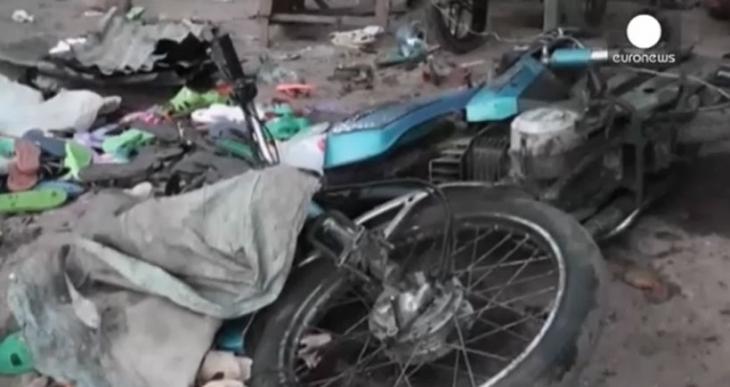 Nijerya'da iki ayrı bombalı saldırı 49 ölü