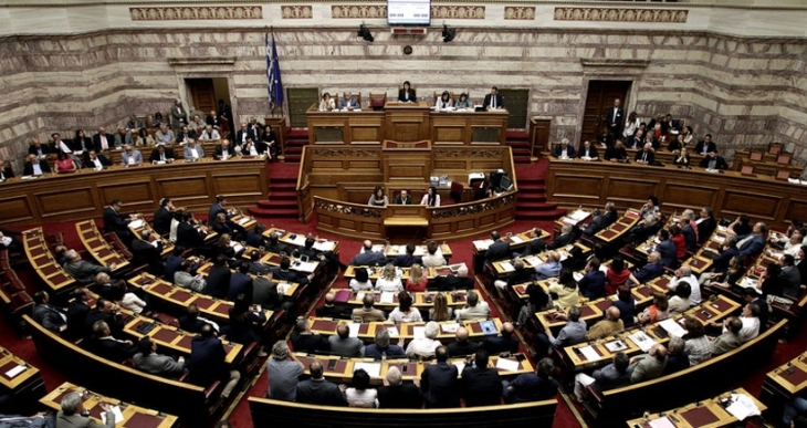 Almanya Meclisi Yunanistan'a dayatılan Troyka planına evet dedi
