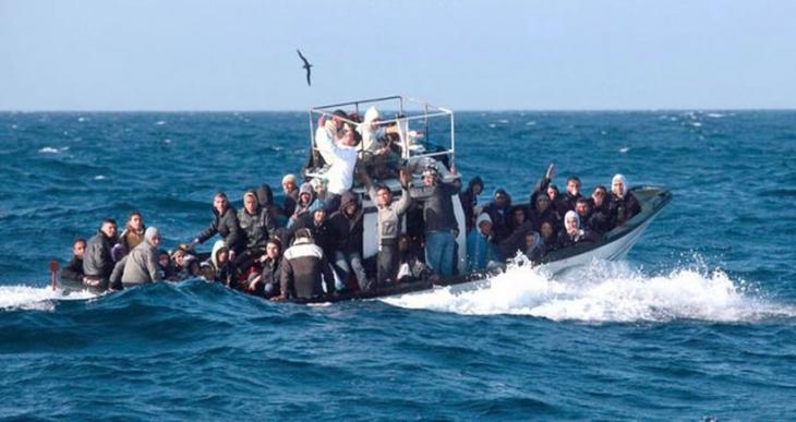 Türkiyeli kaptanlar insan kaçakçılığından tutuklandı
