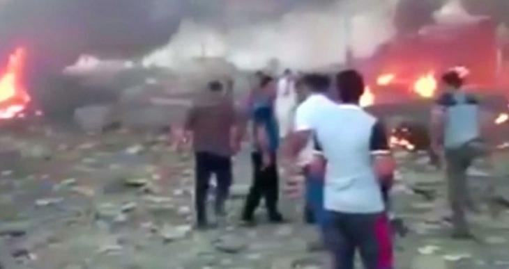 IŞİD, Irak'ta katliam yaptı: En az 100 kişi öldü