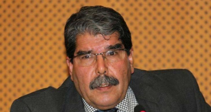 Müslim: IŞİD'in Kobanê saldırısında Türkiye'nin parmağı var