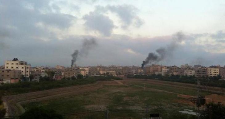 IŞİD Hamas'ı tehdit etti, Gazze'de art arda patlama oldu