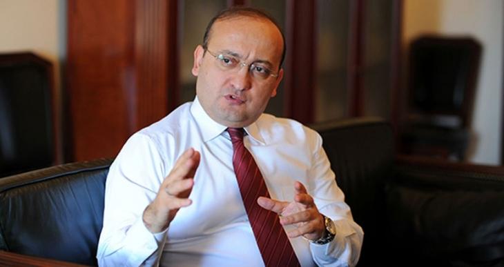 Akdoğan'dan Dolmabahçe açıklaması