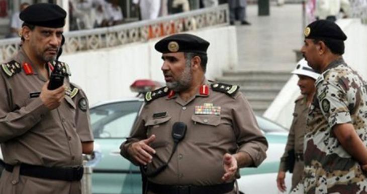 Suudi Arabistan'da  IŞİD operasyonu