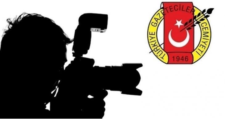 """TGC: """"Halka ve gazetecilere yönelik saldırı insanlık suçudur"""""""