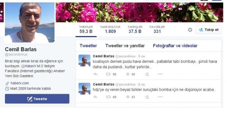 AKP'li yorumcular Suruç katliamını da AKP'nin kaybetmesine bağladı!