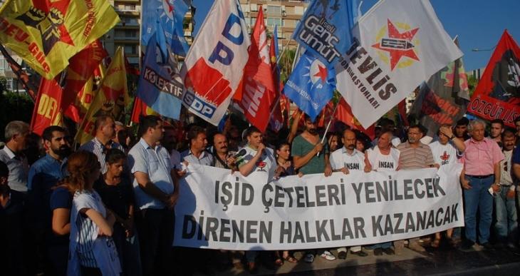 Katliam Adana'da lanetlendi