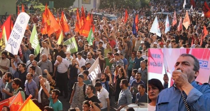 Önder: Katilleri tanıyoruz, devrimciler ölür devrim yaşar