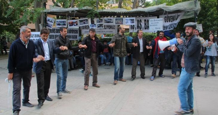AKP'liler İŞKUR işçileriyle bayramlaşmadı
