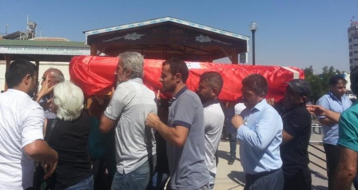 Suruç'ta hayatını kaybedenler gözyaşlarıyla uğurlandı