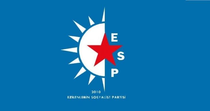 ESP: Uğurlama törenlerine kitlesel seferberlik ruhuyla katılalım