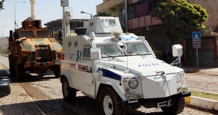 Davutoğlu Urfa'dan ayrılınca eylem yasağı kaldırıldı