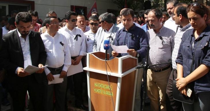 Barolardan Suruç açıklaması: Saldırı Kürtlerin kazanımlarına yönelik