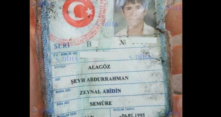 Suruç'taki canlı bombanın kimliği netleşti