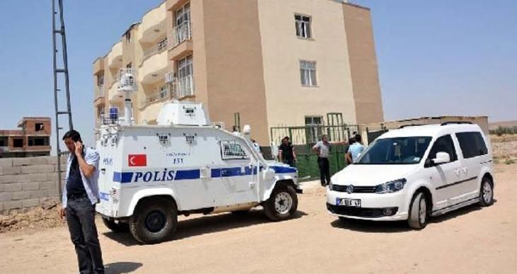 Urfa Ceylanpınar'da 2 polis ölü bulundu