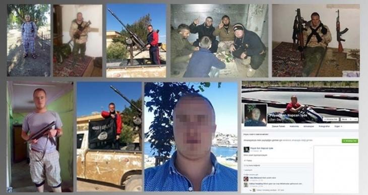 Evrensel'in haberini yaptığı IŞİD'li 'tatil yaparken' gözaltına alındı