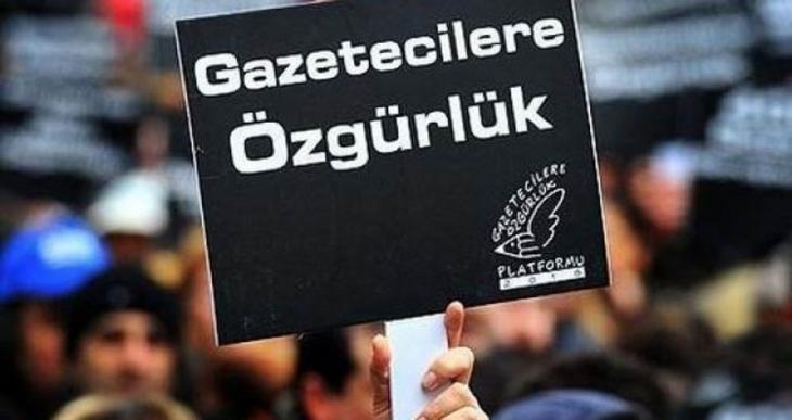 GÖP: 24 Temmuz Basın Özgürlüğü için mücadele günüdür