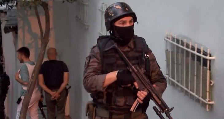 Polis operasyonları devam ediyor
