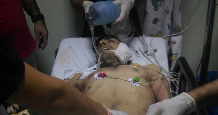 Polisin silahla vurduğu Özdal yaşamını yitirdi