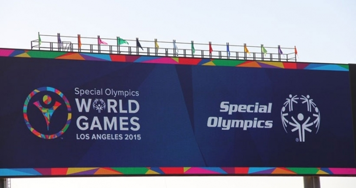 Özel Olimpiyatlar 2015 Los Angeles`da başladı