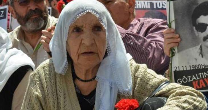 Barış Annesi Rabia Sağnıç yaşamını yitirdi