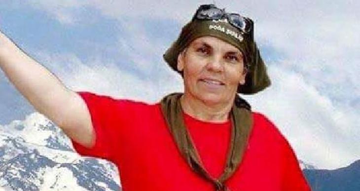Erciyes Zirve Tırmanışı'nda düşen kadın dağcı öldü