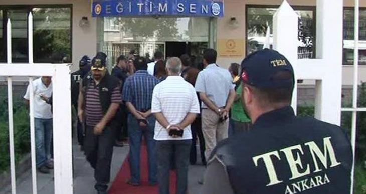 Eğitim Sen'de gözaltına alınanlardan 16'sı serbest bırakıldı